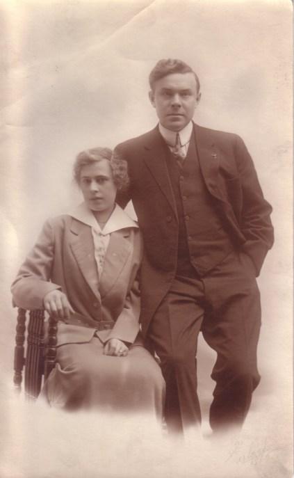 Frank & Elizabeth Speck